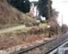 Rignano Flaminio, tratto di ferrovia